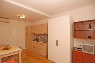 Studio Apartment 2 Kitchen 18 of 29