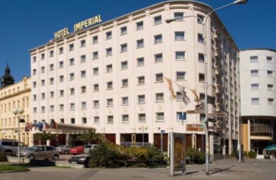 Imperial Hotel Ostrava 1 of 16