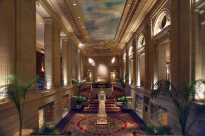 Hotel\'s Great Hall 2 of 11