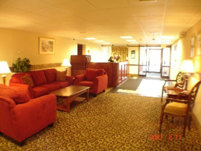 Quality Inn & Suites Worcester 1 of 8