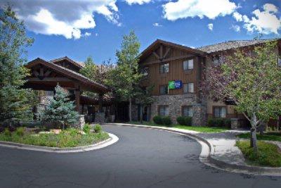 Holiday Inn Express Hotel Suites Park City 1501 West Ute Blvd Ut 84098