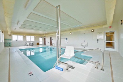 Indoor Pool With Chair Lift 7 of 15