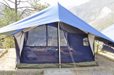 One Of The Sleeping Tents 5 of 10