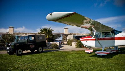 Tours By Land Rover Or Cessna 13 of 16