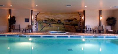 Take A Dip In Our Indoor Pool 12 of 16