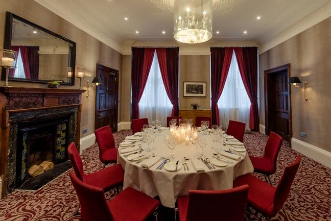 Faraday Suite Private Dining 4 of 17