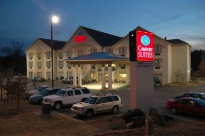 Image of Comfort Suites Lawrenceville