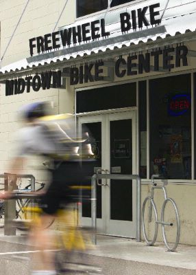 Local Attractions: Freewheel Bikes 13 of 14