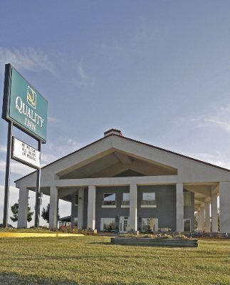 QUALITY INN - Robinsonville MS 2440 Casino Strp Res 38664