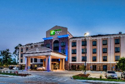 Holiday Inn Express & Suites: Natchez South West 1 of 8