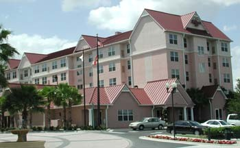 Residence Inn Orlando Convention Center 1 of 7