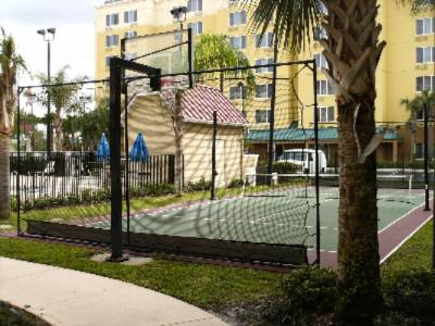 Enjoy A Game Of Basketball Tennis Or Volleyball 3 of 7