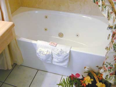 Our Jacuzzi Whirlpool Bath In Select Rooms Is Relaxing After A Long Day Of Activities 6 of 11