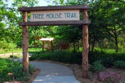 Tree House Trail At The Tree Adventure Attraction 11 of 11