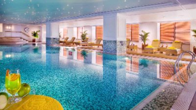 Sheraton Fitness Club Indoor Pool 9 of 15
