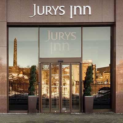 Image of Jurys Inn Edinburgh