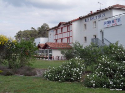 Inter Hotel Les Bruyeres 1 of 13