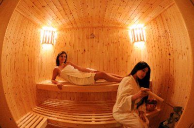 Sauna At Spa 14 of 18