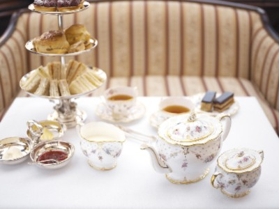 Afternoon Tea In The Drawing Room 5 of 26