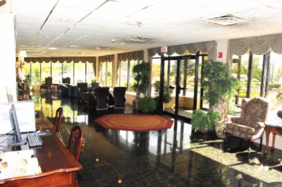 Madison Suites Hotel Lobby 4 of 29