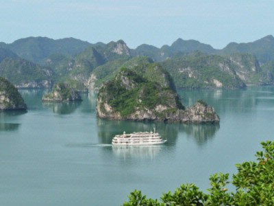 The Au Co In Halong Bay 3 of 16