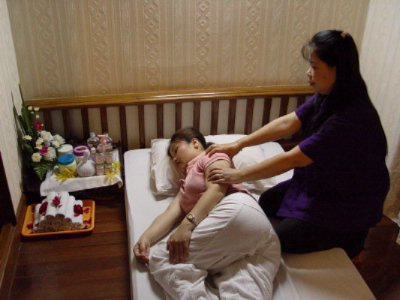 Thai Traditional Massage 14 of 16