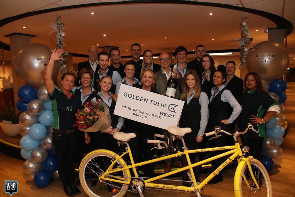 Golden Tulip Of The Year 2017 9 of 10