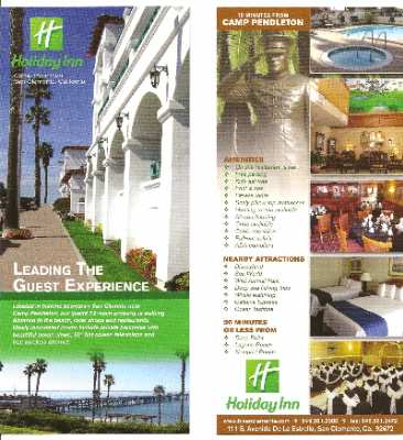 Image of Holiday Inn San Clemente Resort
