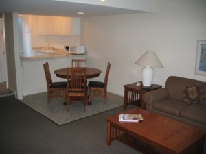 2 Bedroom Suite Kitchen And Living Room 4 of 26