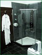 Hot And Cold Shower In Rooms 13 of 15