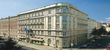 Hotel Bellevue Vienna 2 of 6