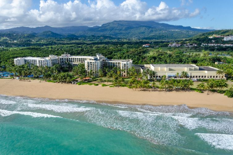 Wyndham Grand Rio Mar Puerto Rico Golf & Beach Resort 1 of 7