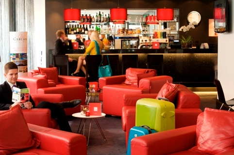 Enjoy A Coffee Or Cold Beverage In Our Rbg Lobby Bar. 3 of 16